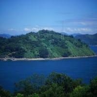 来島海峡「小島」