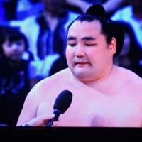 7/22 鶴竜 インタビューを受けて 名古屋はちゃんと