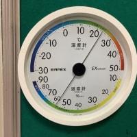温度、湿度管理