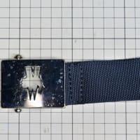 コート付属のベルト修理