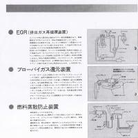 2台のJ56のエンジンルーム。その⑨