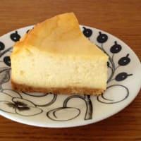初チーズケーキ