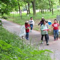 第7期「わんぱく自然塾」12校(30名)でスタート