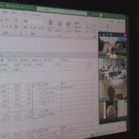 オンライン開設・支部長会議/NPO江戸城天守を再建する会・氣天流江澤廣