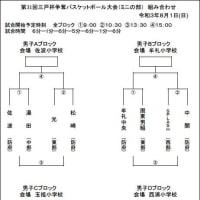 〔大会情報〕第31回三戸杯(ミニの部)