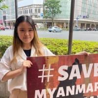 「同じZ世代」ミャンマーの若者に共感 動き出した関西の大学生(毎日新聞)