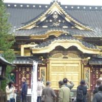江戸東京歴史散歩上野編