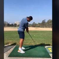 門野真也のゴルフ