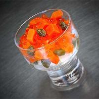 vol.89 雛祭りの鮭料理第三弾 サーモングラス