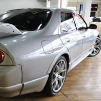 4ドアGT-R     製作:オーテックジャパン 1997年