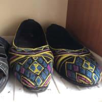 靴を買うとき。