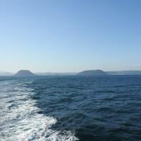 唐津湾に浮かぶ高島は、邪馬台国への航海航路で重要なランドマークの島だった