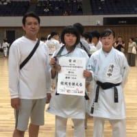 第27回全国中学生空手道選手権大会