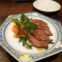 ジビエを楽しむ北京料理 2. 羊すね肉はゼリー寄せのよう!