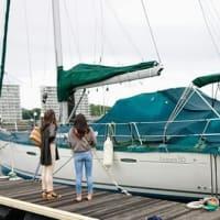 ベネトーオセアニス50F艇 見学