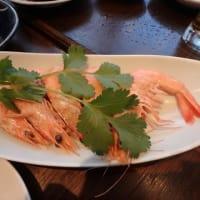 マレーシアじゃ経験出来ない:  川崎の美味しい和食パブと東京駅近くの美味しい中国料理店満足。