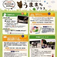 「馬事公苑×ホストタウンコラボイベント」スタンプラリーと「うままちプラス」イベントのお知らせ