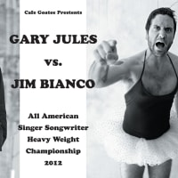 4/1 Gary Jules & Jim Bianco @ 下北沢La Cana