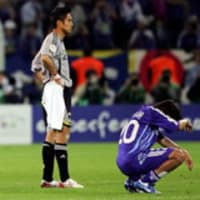 日本代表グループリーグ敗退