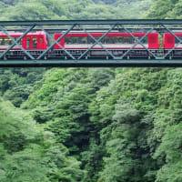 神奈川県・日本で最古の橋梁「箱根登山鉄道 早川橋梁(出山の鉄橋)」