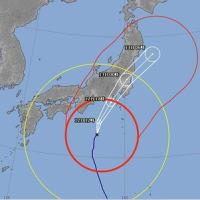 この台風は 東京五輪の良い教訓になるでしょうね!