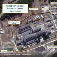 北朝鮮が核兵器の準備再開か?
