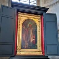 「戸の外に立つキリスト」 ヨハネの黙示録3章14-21