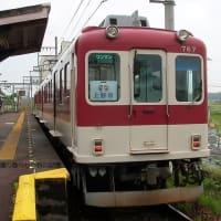 伊賀鉄道 依那古(2009.6.6) 旧近鉄  867F 普通 上野市行き