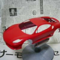 フェラーリF430スクーデリア製作記3