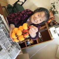 干し柿作り🤗