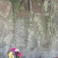豊後路探訪-瑞巌寺摩崖仏