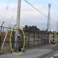 千葉県警が導入した移動式オービスを見ました