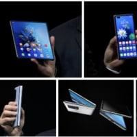 Huawei Mate X2折りたたみ機は10の主要なセールスポイントをリリースしました:Samsungよりも大画面、優れたカメラ性能