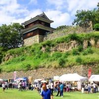 信州・上田城へ・・・・・・! そこで「太郎祭」が・・・・・・!