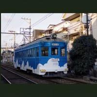 阪堺電車青雲塗装・168号機