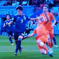 なでしこW杯オランダ戦