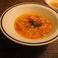クスクスのトマトスープ
