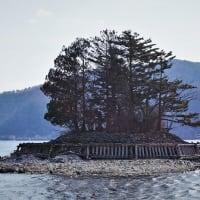 上野島の絵はがき