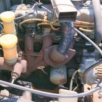 2台のJ56のエンジンルーム。その⑧