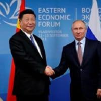 中ロ蜜月を示すパイプラインの稼働 ロシア側には極東や中央アジアにおける中国の影響力拡大への懸念も