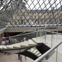 パリ美術館巡り*ルーブル&オルセー