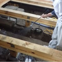 白アリ・木材腐朽の予防剤施工が可能になりました!