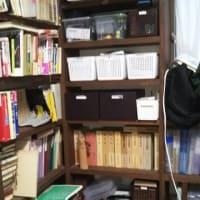 死んだらどうする? こんなにガラクタ集めて けふは書庫の大掃除でした(笑)
