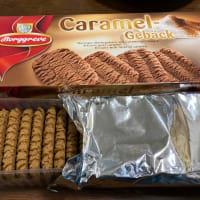 ドイツのカラメルクッキー