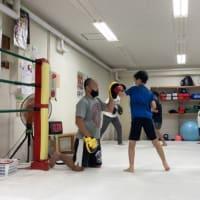 (木)キッズ格闘技クラス18:30~