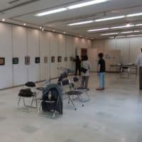 明日から日本画展