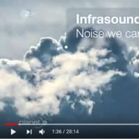 Infrasound Nise we can't hear (風車から発生する超低周波音)