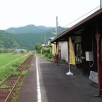 長良川鉄道 美並苅安駅