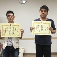 なの花名人戦は武田俊平さん優勝