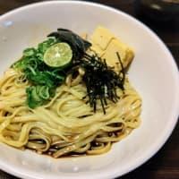 真鯛だし京都BLACKつけ麺と冷麺を頂く・・・お酒と京もん「あいのひ」(城間)